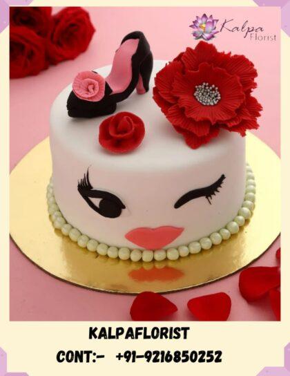 Special Women Day Designer Cake Cake Shop Near Me