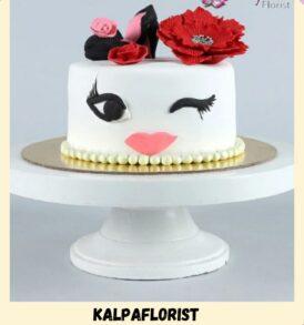 Special Women Day Designer Cake Online Cake Delivery In Jalandhar