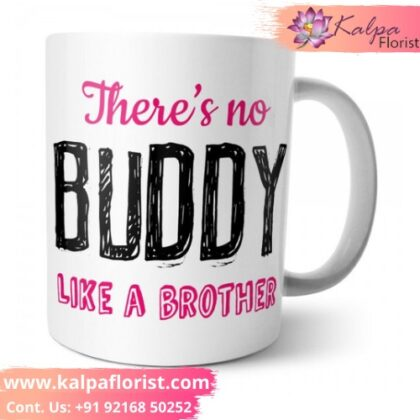 Brother Buddy Mug   Gift Shops In Patiala   Kalpa Florist, online gifts canada, online gifts in india, online gifts india, online gifts to india, online gifts in canada, best online gifts, best virtual gifts online gifts on birthday, online gifts for men, online gifts for kids, gifts for online friends, online gifts for friends, online gifts uk, online gifts shopping, online gifts for mom, online gifts australia, online gifts valentine, online gifts for boyfriend, online gifts for her, online gifts for mom birthday, online gifts delivery in bangalore, online gifts last minute, online gifts delivery in ludhiana, Buy gifts for brother, mother day gifts, gifts for birthday,Brother Buddy Mug   Gift Shops In Patiala   Kalpa Florist, Brother Buddy Mug   Gift Shops In Patiala   Kalpa Florist, Send Gifts to Patiala - Buy best gifts, flowers with Same Day & Midnight cake delivery in Patiala from Kalpa Florist Patiala Gift Shop online Order From : Australia, Canada, USA, UK, France, Dubai, London, Newyork, send to india.
