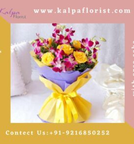 Cake and Flower for birthday send cake and flowers to india jalandhar