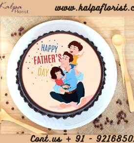 Happy Fathers Day Cake Ideas Online Cake Delivery To India
