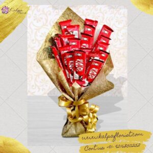 Kitkat Chocolate Bouquet   Chocolate Delivery Same Day   Kalpa Florist, chocolate delivery same day, online chocolate delivery in pune same day, chocolate gifts same day delivery, online chocolate delivery same day, same day chocolate delivery in kolkata, ferrero rocher chocolate same day delivery, same day chocolate delivery in pune, online chocolate delivery in mumbai same day, same day wine and chocolate delivery, chocolate covered oreos same day delivery, chocolate delivery in mumbai same day, chocolate gift baskets same day delivery, send chocolates same day delivery, can i get chocolate delivered, same day chocolate delivery in lucknow, online chocolate delivery same day in noida, Kitkat Chocolate Bouquet   Chocolate Delivery Same Day   Kalpa Florist, kitkat bouquet, how to make a kit kat bouquet, how to make kitkat bouquet, kit kat candy bouquet, kitkat bouquet delivery, bouquet of kitkat, kitkat bouquet price, kitkat bouquet online, kitkat bouquet with flowers, kitkat chocolate bouquet, surprise kitkat bouquet, kitkat flower bouquet, bouquet coklat kitkat, kitkat bouquet images, kitkat love bouquet, Order From : France, Spain, Canada, Malaysia, United States, Italy, United Kingdom, Australia, New Zealand, Singapore, Germany, Kuwait, Greece, Russia, Toronto, Melbourne, Brampton, Ontario, Singapore, Spain, New York, Germany, Italy, London, uk, usa, send to india