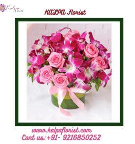 Purple Orchids & Pink Roses Arrangement   Florist In Delhi   Kalpa Florist, florist in delhi, florist in delhi ny, robben florist in delhi, florist in delhi ohio, florist in new delhi, florist in laxmi nagar delhi, best florist in delhi, florist in malviya nagar delhi, sunnydale florist in delhi new york, florist in east delhi, florist in ashok vihar delhi, online florist in delhi, florist in delhi la, florist in janakpuri delhi, florist in south delhi, best florist in south delhi, florist delivery in delhi, florist in patel nagar delhi, Order From : France, Spain, Canada, Malaysia, United States, Italy, United Kingdom, Australia, New Zealand, Singapore, Germany, Kuwait, Greece, Russia, Toronto, Melbourne, Brampton, Ontario, Singapore, Spain, New York, Germany, Italy, London, uk, usa, send to india