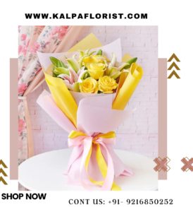 Yellow Rose & Lily Bouquet   Order Flower Bouquet Online   Kalpa Florist, order flower bouquet online, order flowers online to be delivered, order flowers online for wedding, how to order flower online, order flowers online for cheap, order flowers online for mother's day, order a flower bouquet online, order flowers online for birthday, order flowers online wholesale, order flowers online in bangalore, order flowers online orange county, order flowers online india, order flowers online in delhi, order flowers online for valentine's day, order flowers online same day, order flower bouquet online delhi, order flowers online to plant, to order flowers online, how to order bouquet of flowers, how to order bouquet online, flower bouquet online in hyderabad, order flower bouquet online kolkata, Yellow Rose & Lily Bouquet   Order Flower Bouquet Online   Kalpa Florist