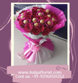 Yummy N Rosy | Chocolate and Flower Delivery | Kalpa Florist, chocolate and flower delivery, mother's day flower and chocolate delivery, godiva chocolate and flowers delivery, valentine's day chocolate and flower delivery, flowers and chocolate delivery nyc, flower and chocolate delivery houston, valentines chocolate and flower delivery, flower and chocolate delivery service, flowers and chocolate delivery calgary, flowers and chocolate delivery in chennai, chocolate and flower delivery near me, flower and chocolate delivery in kolkata, easter flowers and chocolate delivery, flower and chocolate delivery kl, chocolate bouquets delivery kl, chocolate and flowers same day delivery, flowers and chocolate delivery in delhi, flowers and chocolate delivery in pune, vegan chocolate and flowers delivery, chocolate strawberries and flowers delivery, flower and chocolate delivery in bangalore, chocolate bouquets for delivery, flowers and chocolate delivery in dubai, flowers and chocolate delivery new york, flowers chocolate and balloon delivery, flowers and chocolate delivery kuwait, flowers and white chocolate delivery, flowers and chocolate delivery bangalore